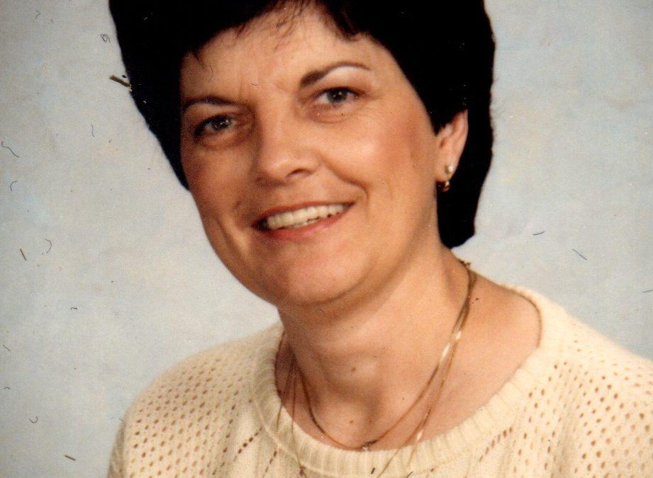 Ruby K Adams VanHoose