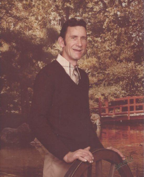 "George John ""Johnny Jay Bird"" Lewis"