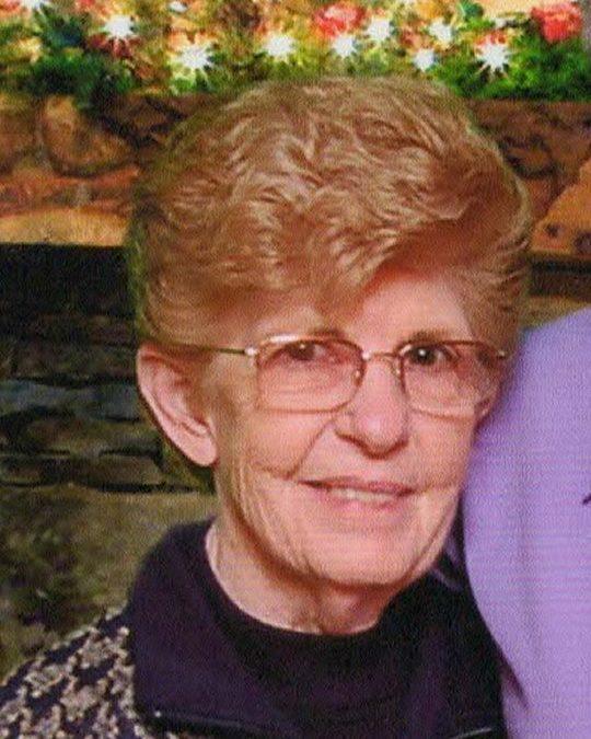 Carolyn Morrow Correll