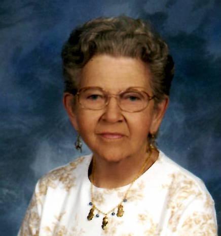 Bertha Mae Golle