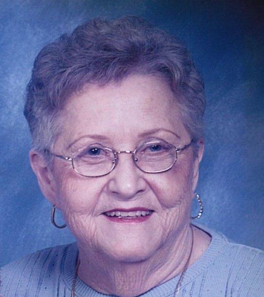 Polly Ann Mitchell