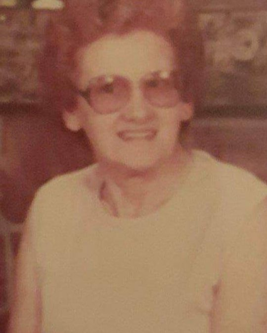 Wilma Garrison Morgan