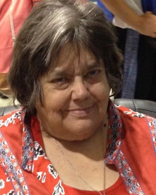 "Patricia Geraldine ""Gerry"" Atwell"