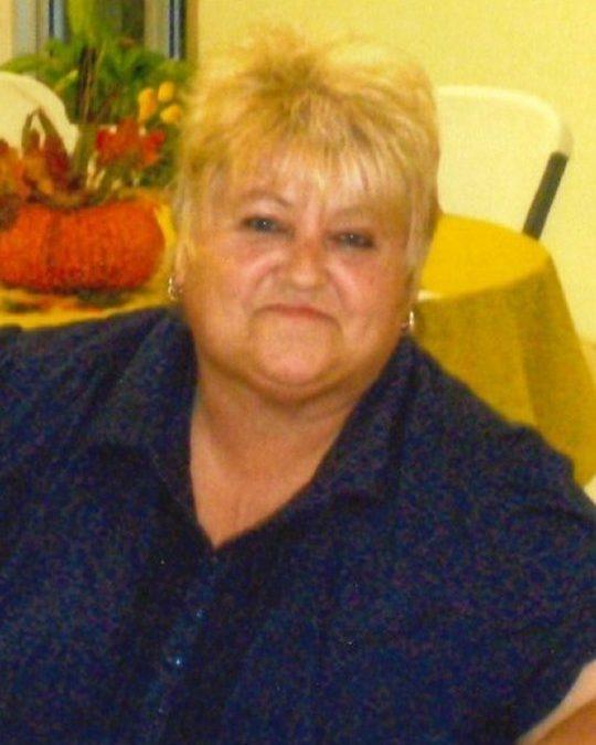 Brenda Pearl Linville