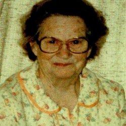 Marjorie Anna Huddleston VanHook