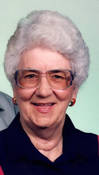 Thelma Caudill