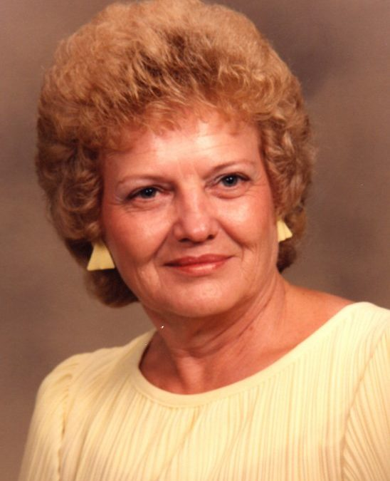Betty Sue Carter Hines