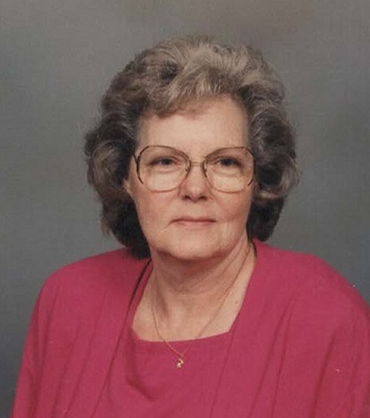 Virginia Calhoun Combs