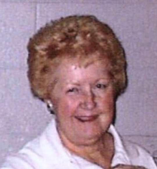 Betty Lou Peterson Perry