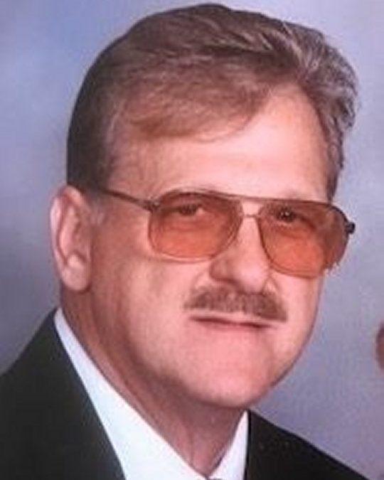 """James E. """"Jim"""" Daulton"""