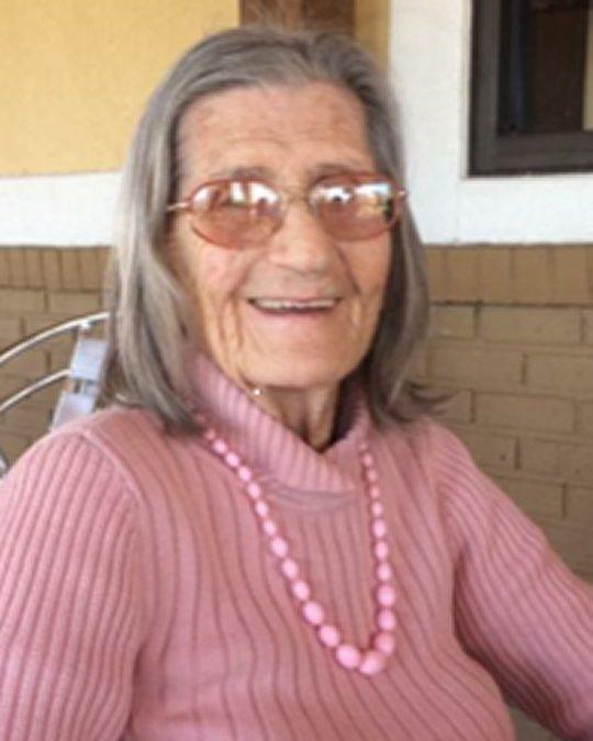 Reba Phyllis Dishman