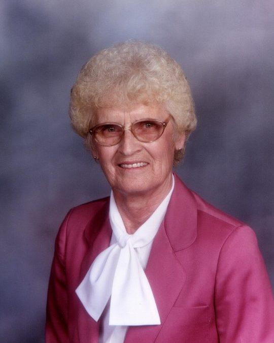 Leeta Ann Ashbrook Henderson