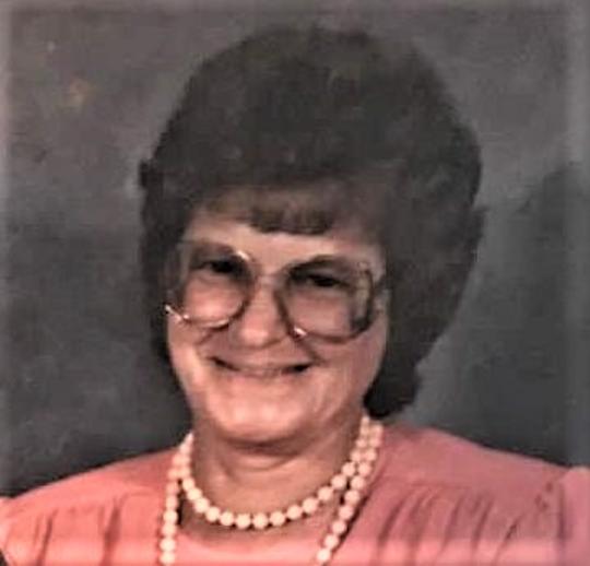 Montie Virginia Keith Helton