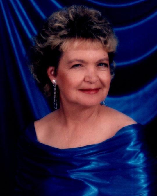 Shirley Faye Mercer Bates