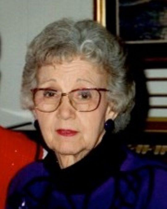 Gertrude L. Gwin