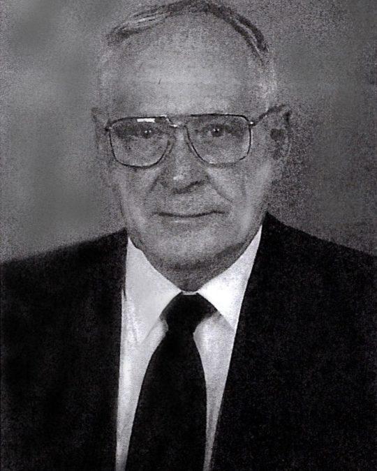 Dr. Murrell P. Stewart
