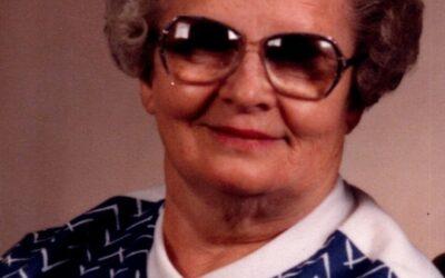 Darlene May Bland Vanhoosier